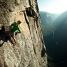 ALEX HONNOLD FREE SOLO CLIMBS THE SENTINEL, 2011